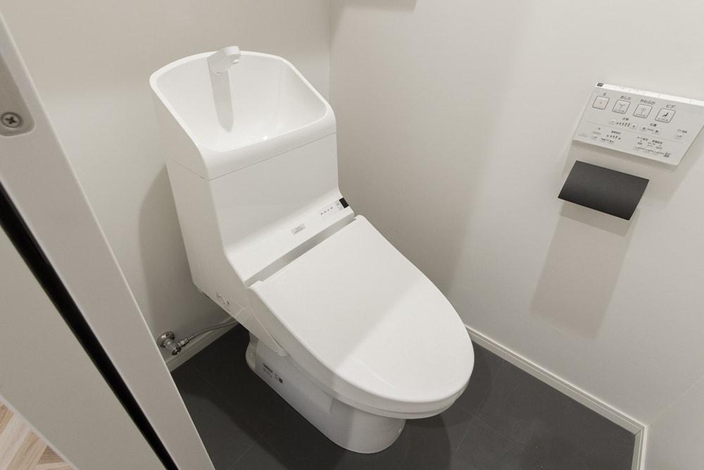 パークサイト玉川 / トイレ