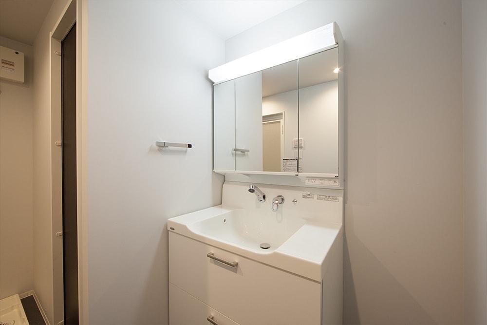 エーデルハイム高岡町 / 洗面室