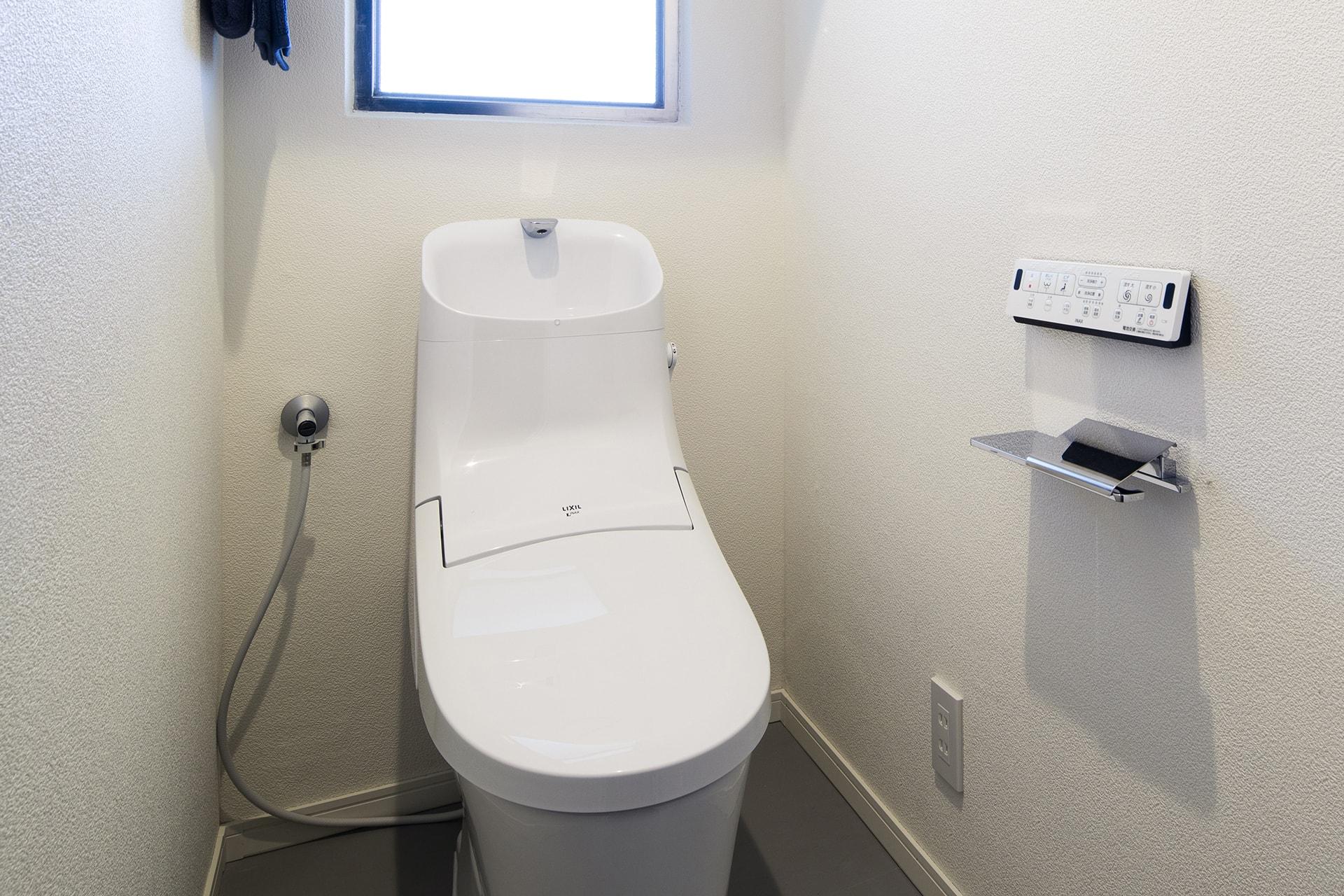 長寿園マンション / トイレ