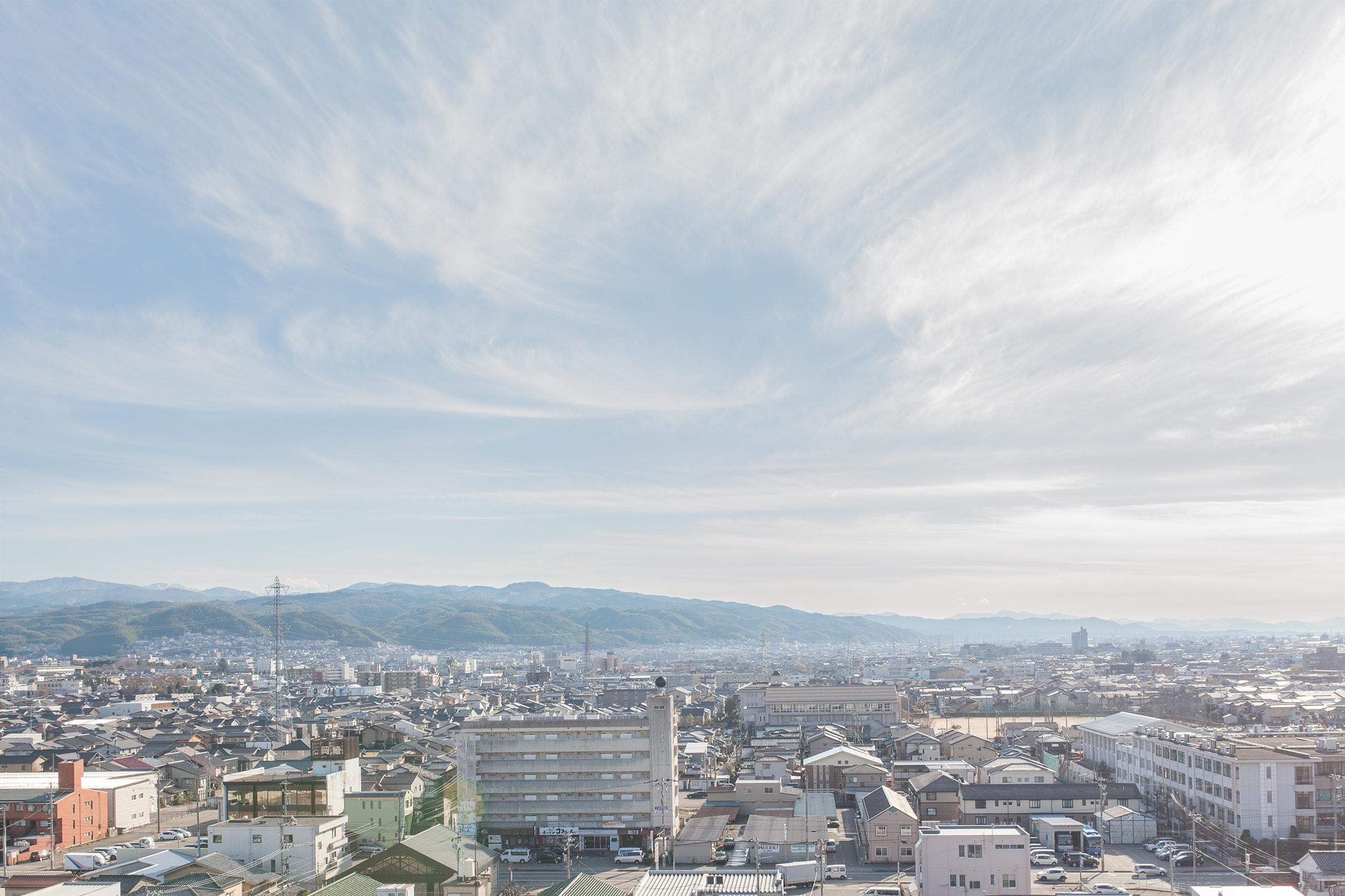 ロイヤルシャトー泉本町 / 景色
