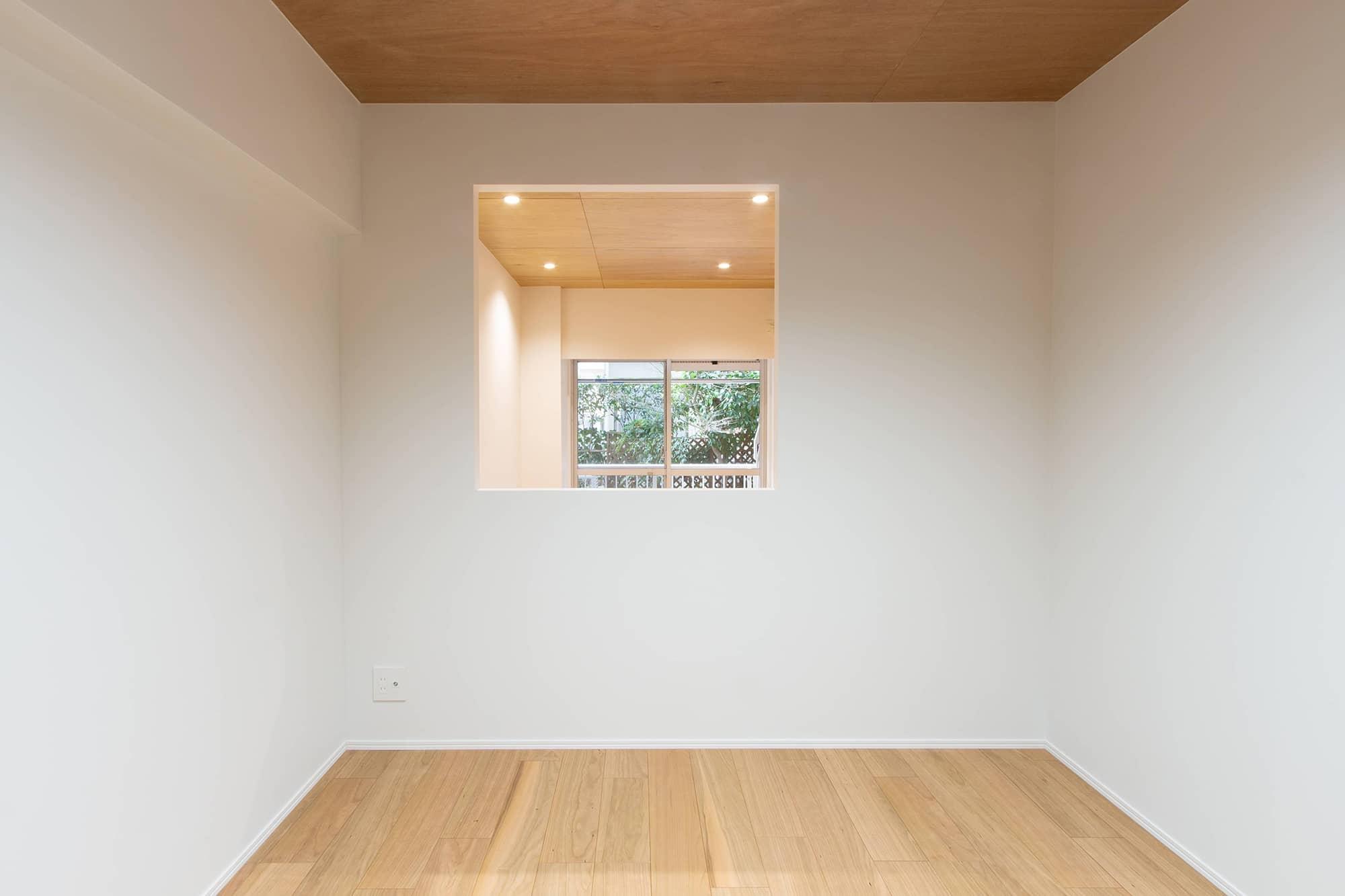 蒲田グリーンパークモデルルーム / 洋室①