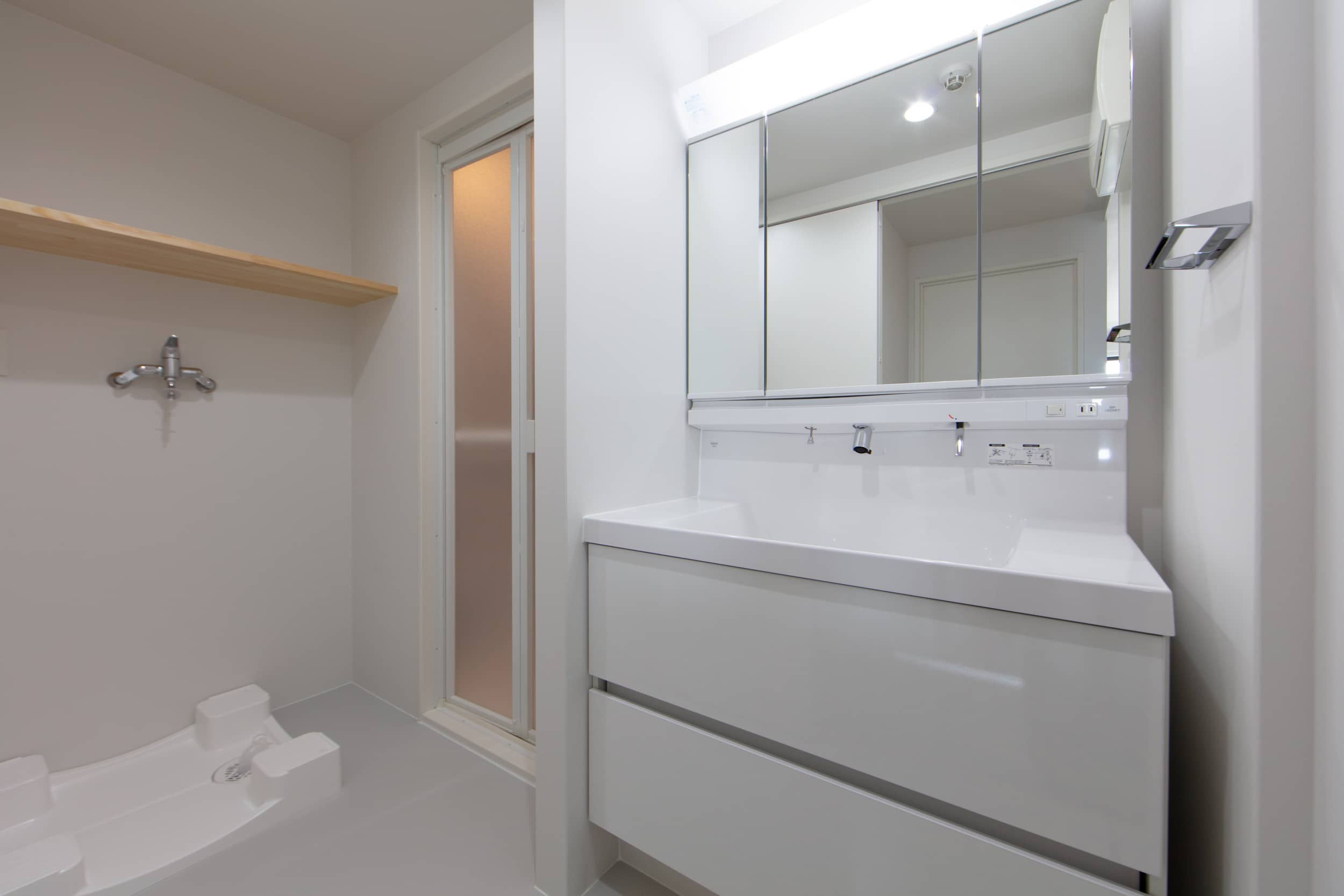 ロイヤルシャトー泉本町1108 / 洗面室