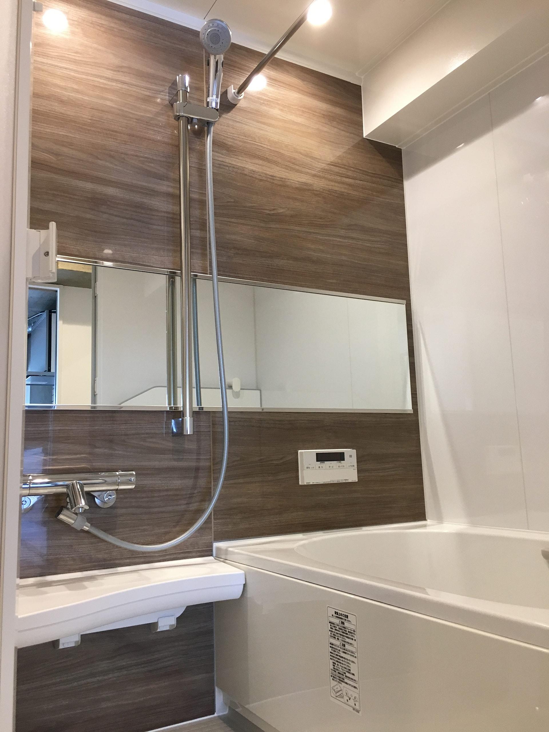 ビック武蔵野小手指 / 浴室