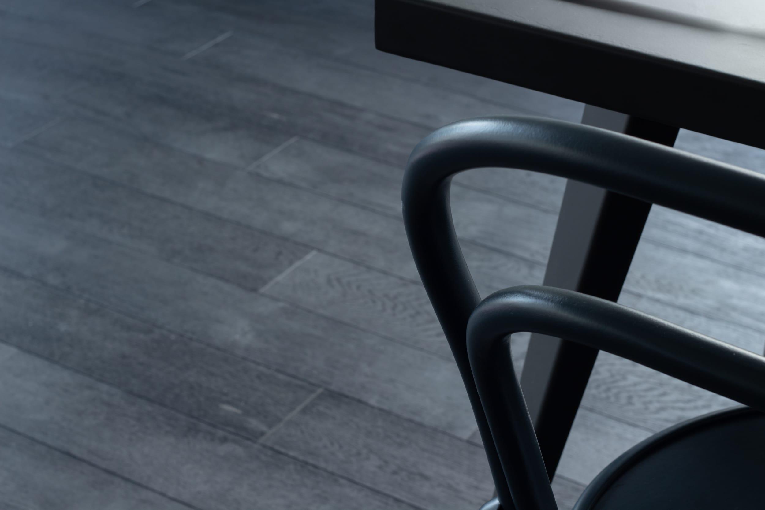 代々木コンド / 自然光を柔らかく受ける床